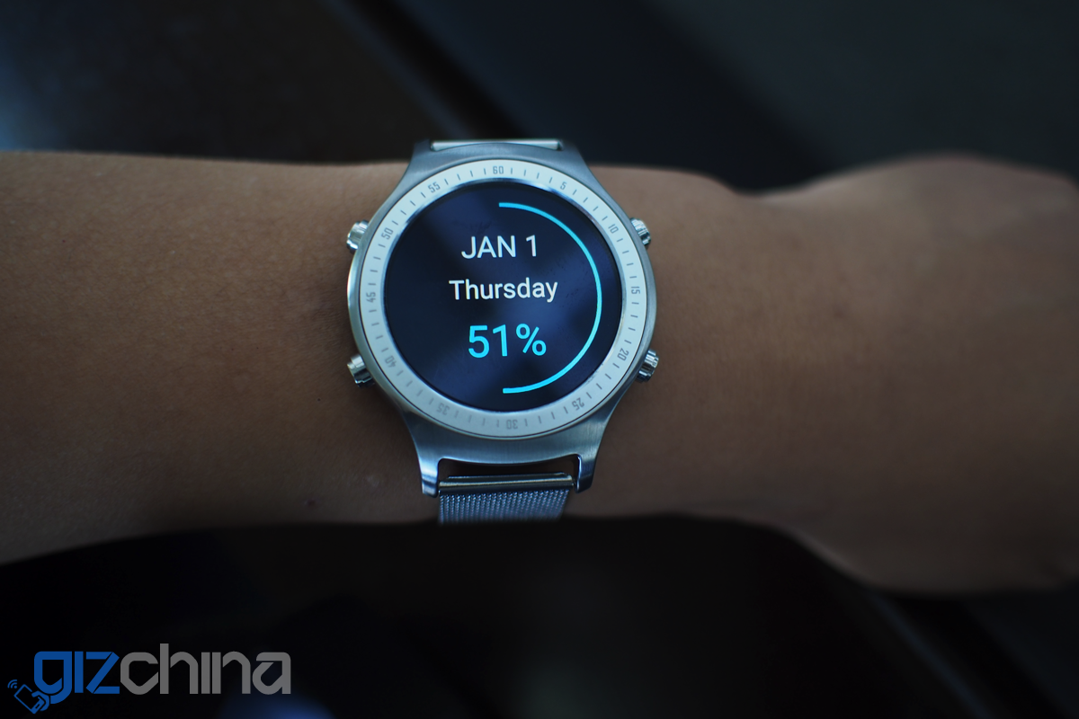Bluboo Xwatch android smartwatch