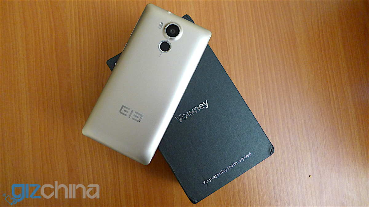 elephone vowney 2k hands on 7