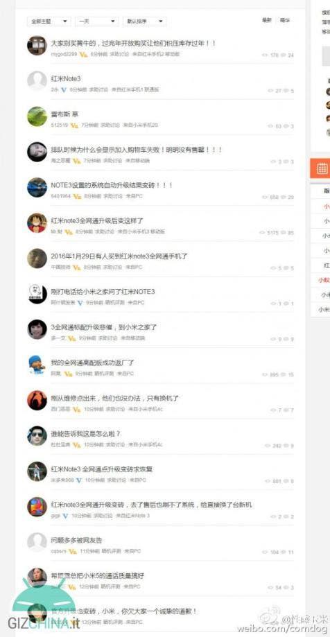 xiaomi redmi note 3 wifi issues