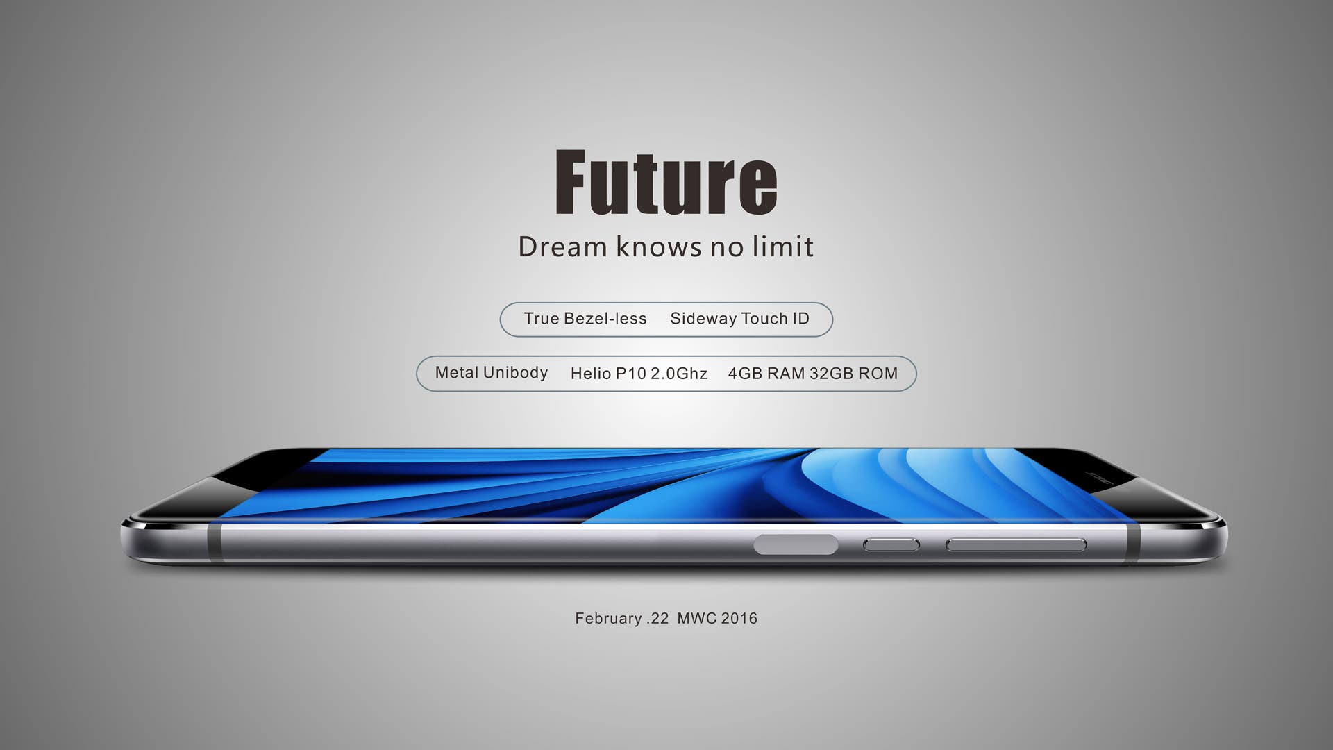 ulefone future side fingerprint scanner