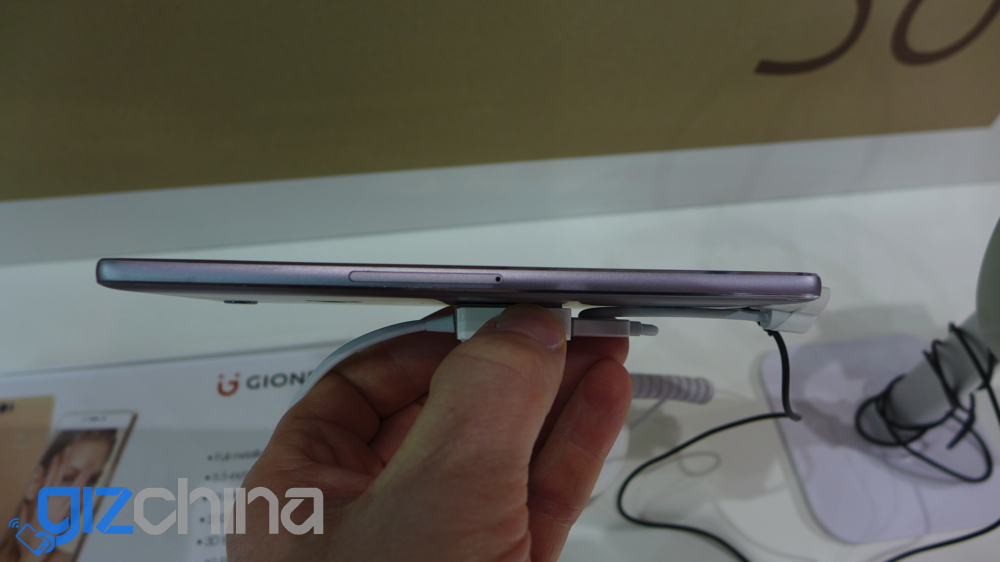 gionee s8 hands on