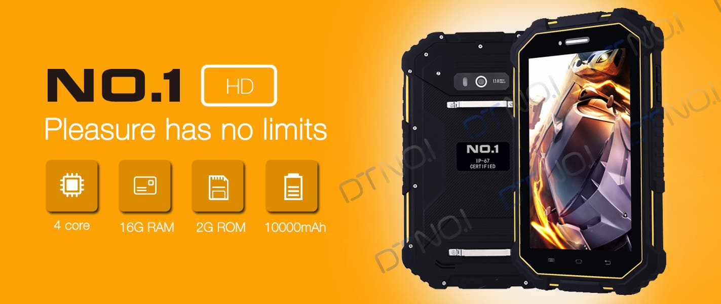 no1 x5 rugged tablet