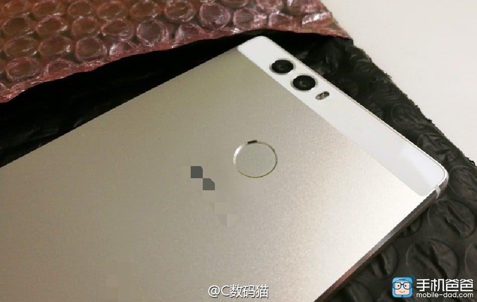 Huawei p9 dual camera leak
