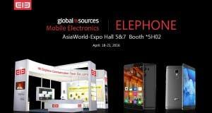 ELEPHONE HK Exhibition