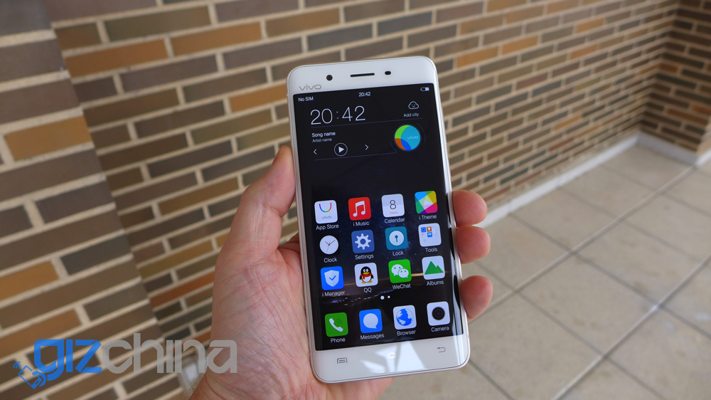 vivo xplay 5 unboxing and hands on