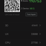 xiaomi mi5 antutu benchmarks