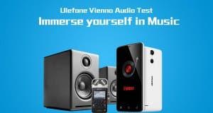 Ulefone Vienna Audio Test