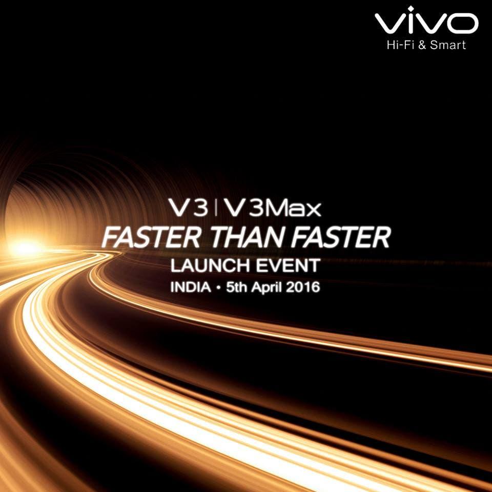vivo v3 launch