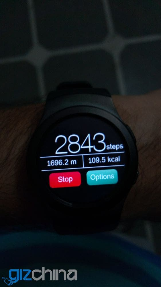 No.1 G3 Smartwatch Review: A step in the right direction
