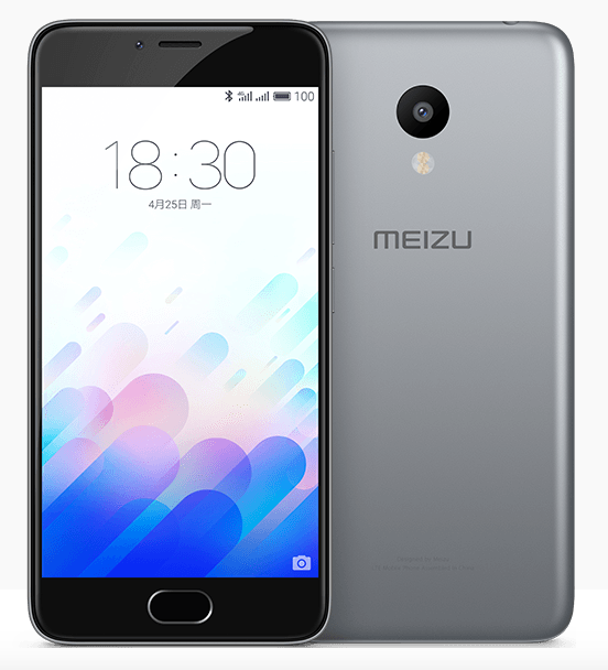 meizu m3 launch