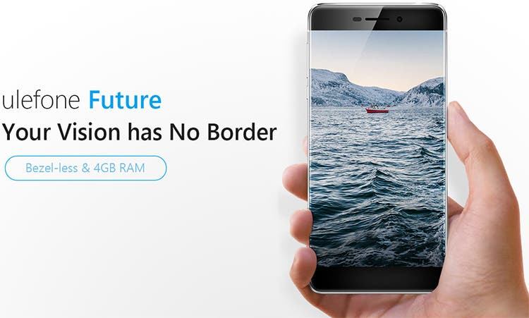 ulefone future presale