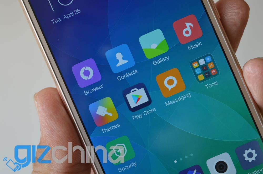 Xiaomi Mi 4s 10