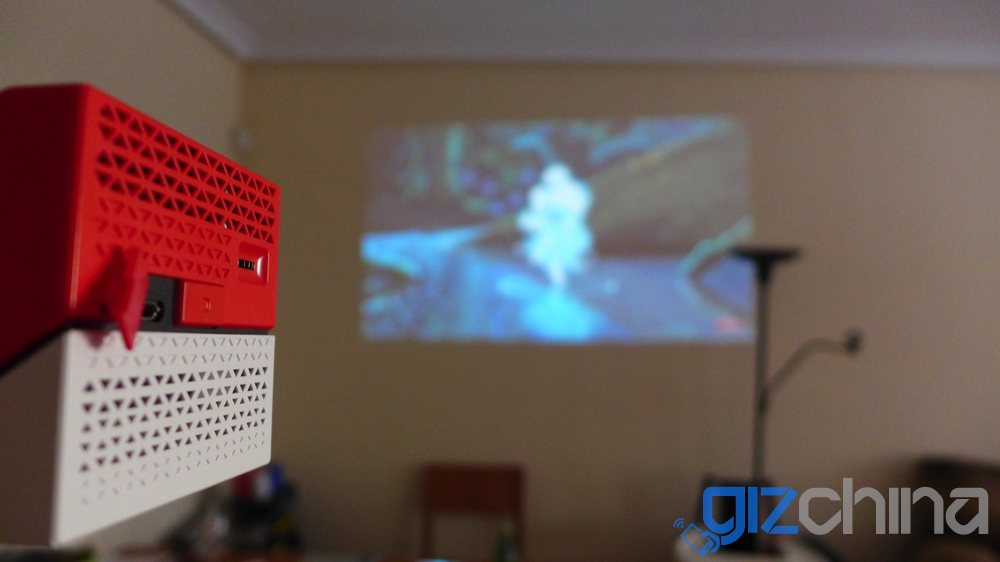 doogee p1 projector review