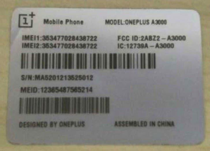 OnePlus-3-FCC_1