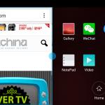 nubia z11 mini splitscreen
