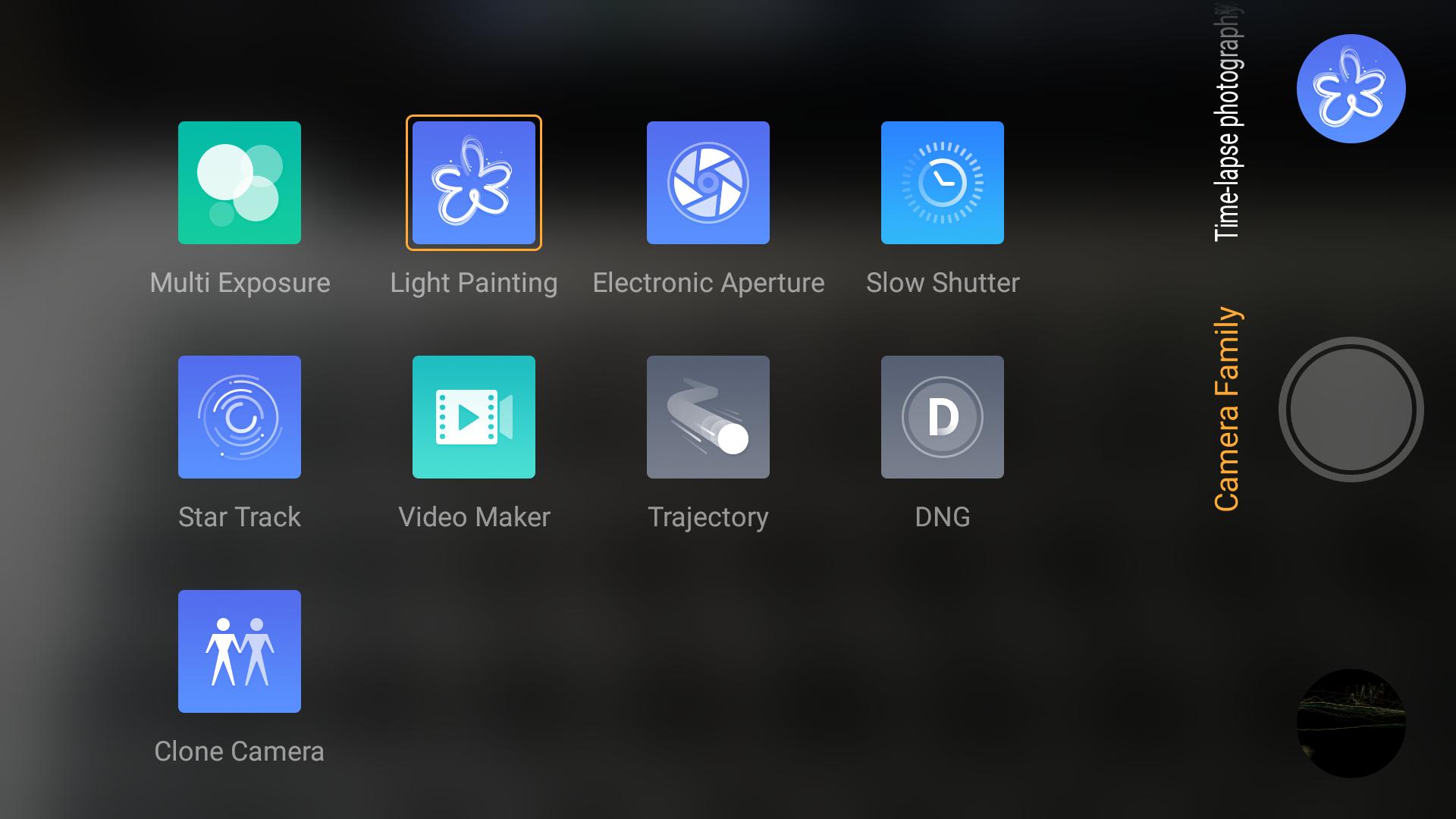nubia z11 mini camera app