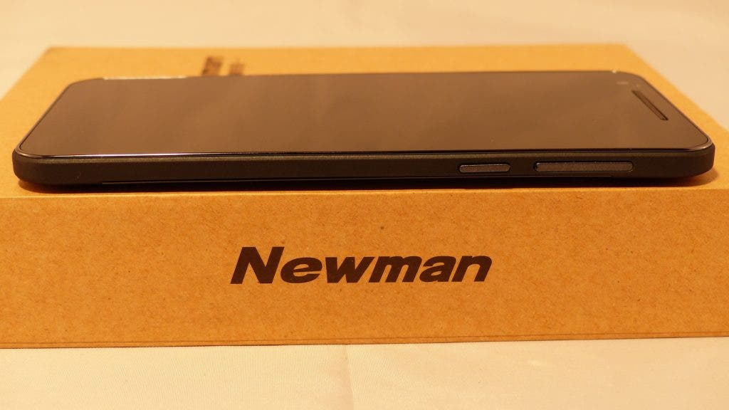 Getting a Newman makes you feel like a new man.