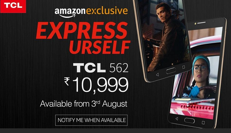 tcl 562 india