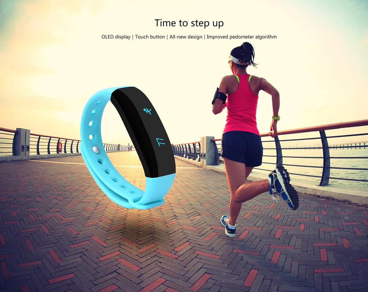 Cubot V2 Mi Band 2 alternative