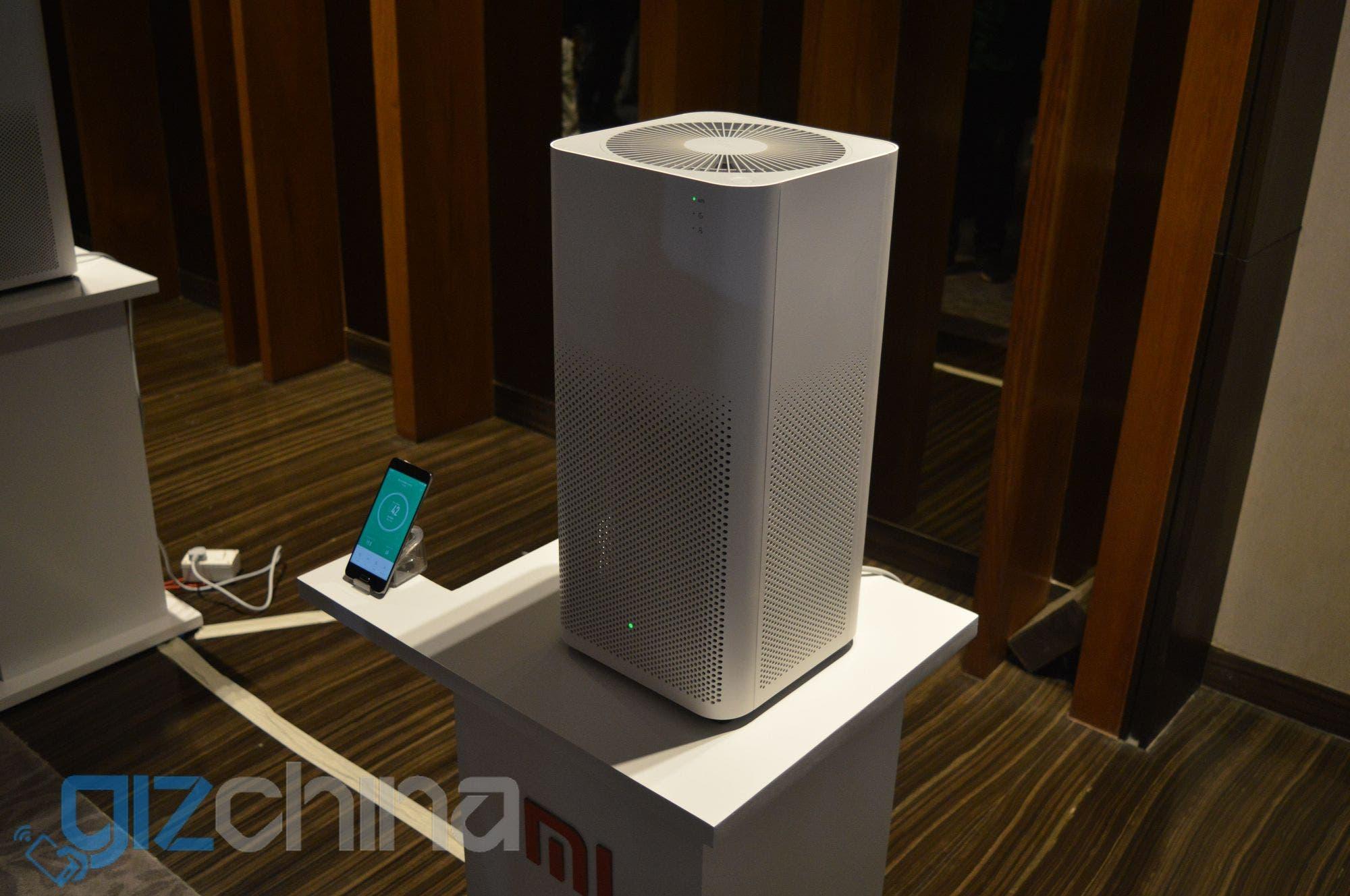 Xiaomi Mi Air Purifier 2 India