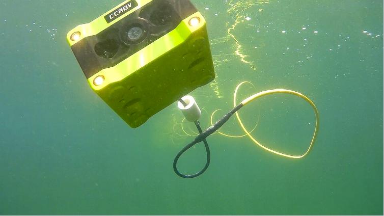 ccrov underwater drone