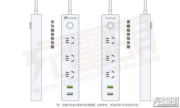 huawei power strip