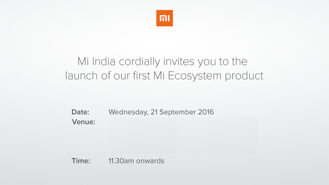 Xiaomi Mi Air Purifier 2 in India