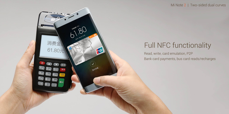 Xiaomi Mi Note 2 specifications