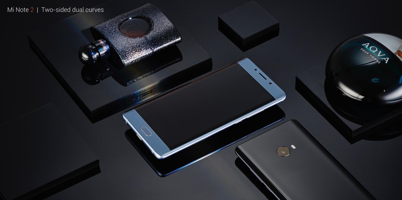 Xiaomi Mi Note 2 specifications: Screen