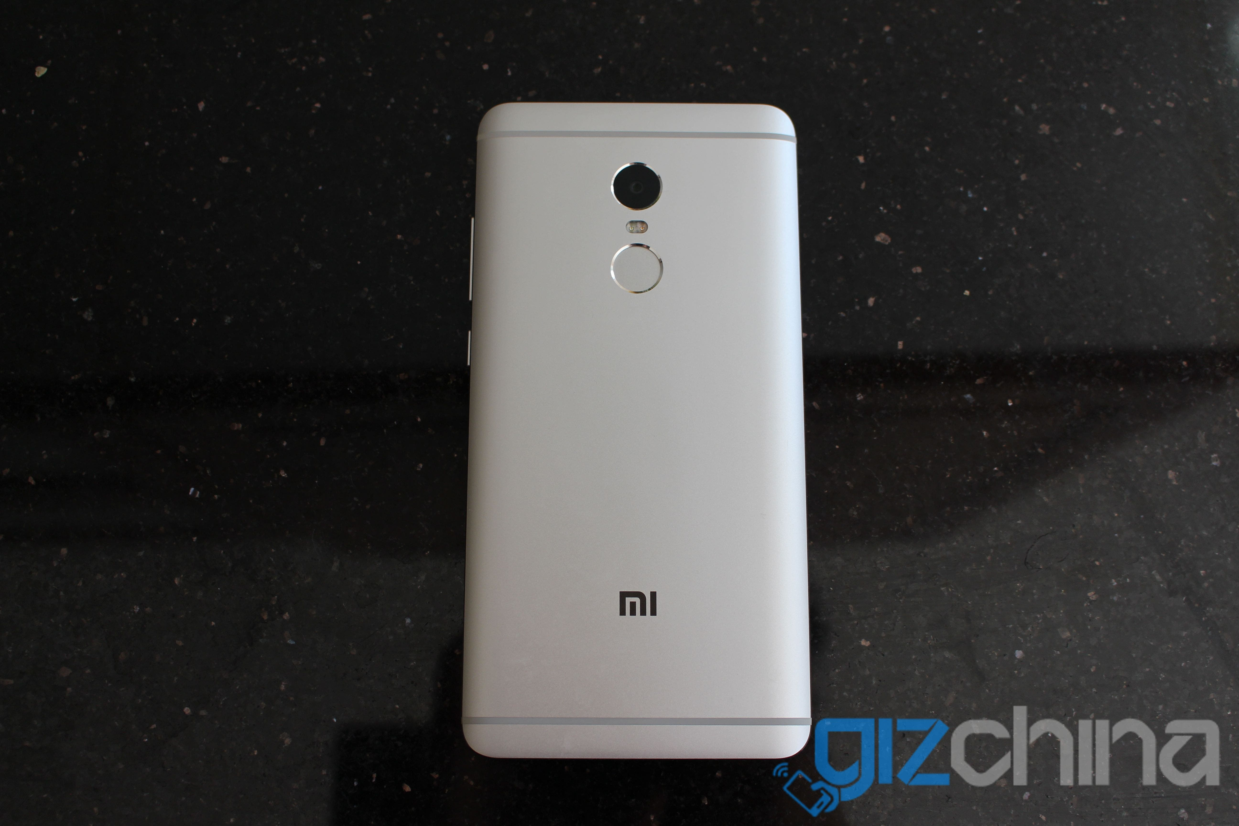 redmi note 4 instructions