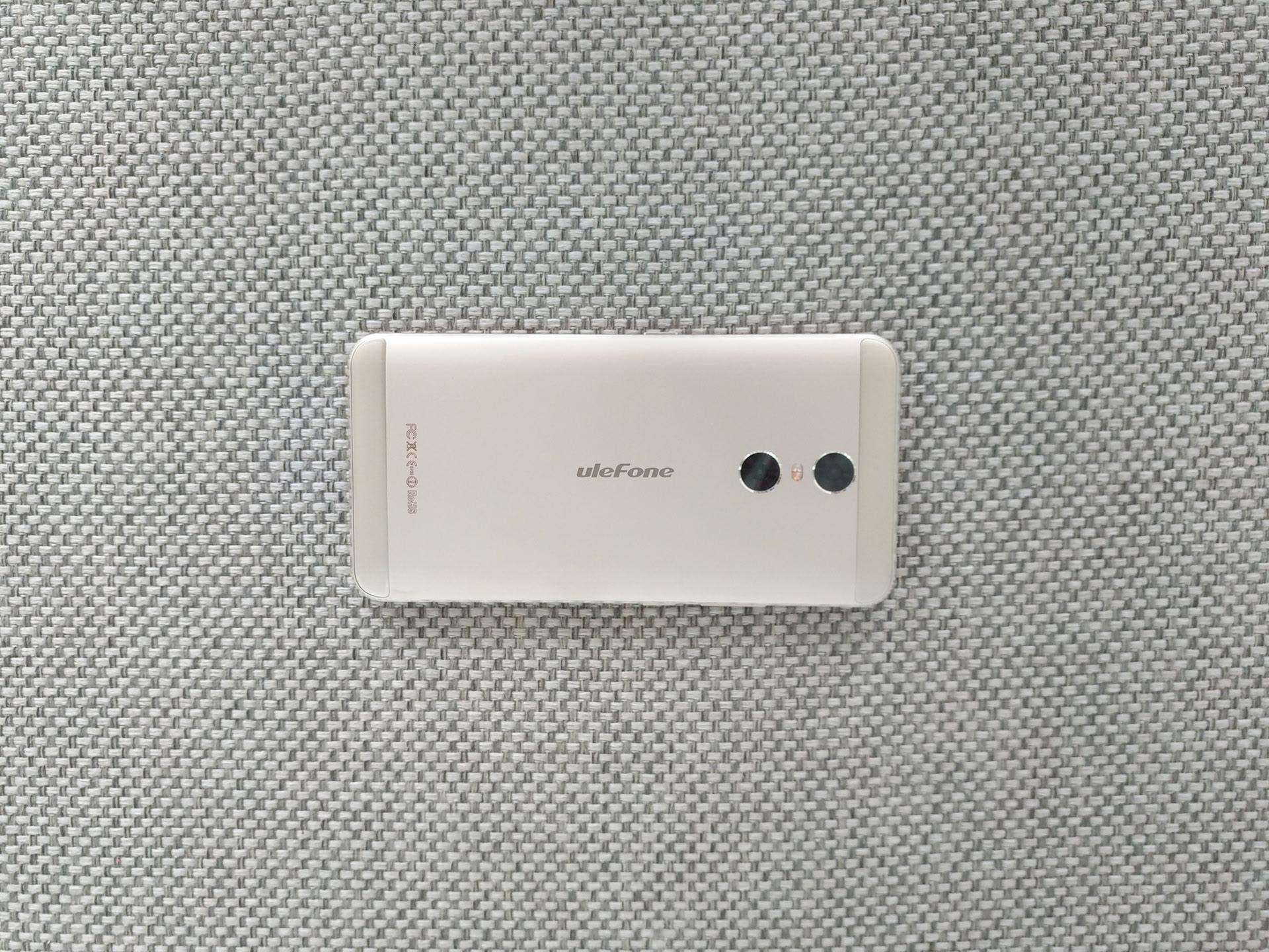 dual rear camera Ulefone