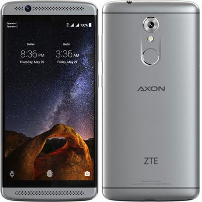 zte axon 7 mini galeazzi Phone says: August
