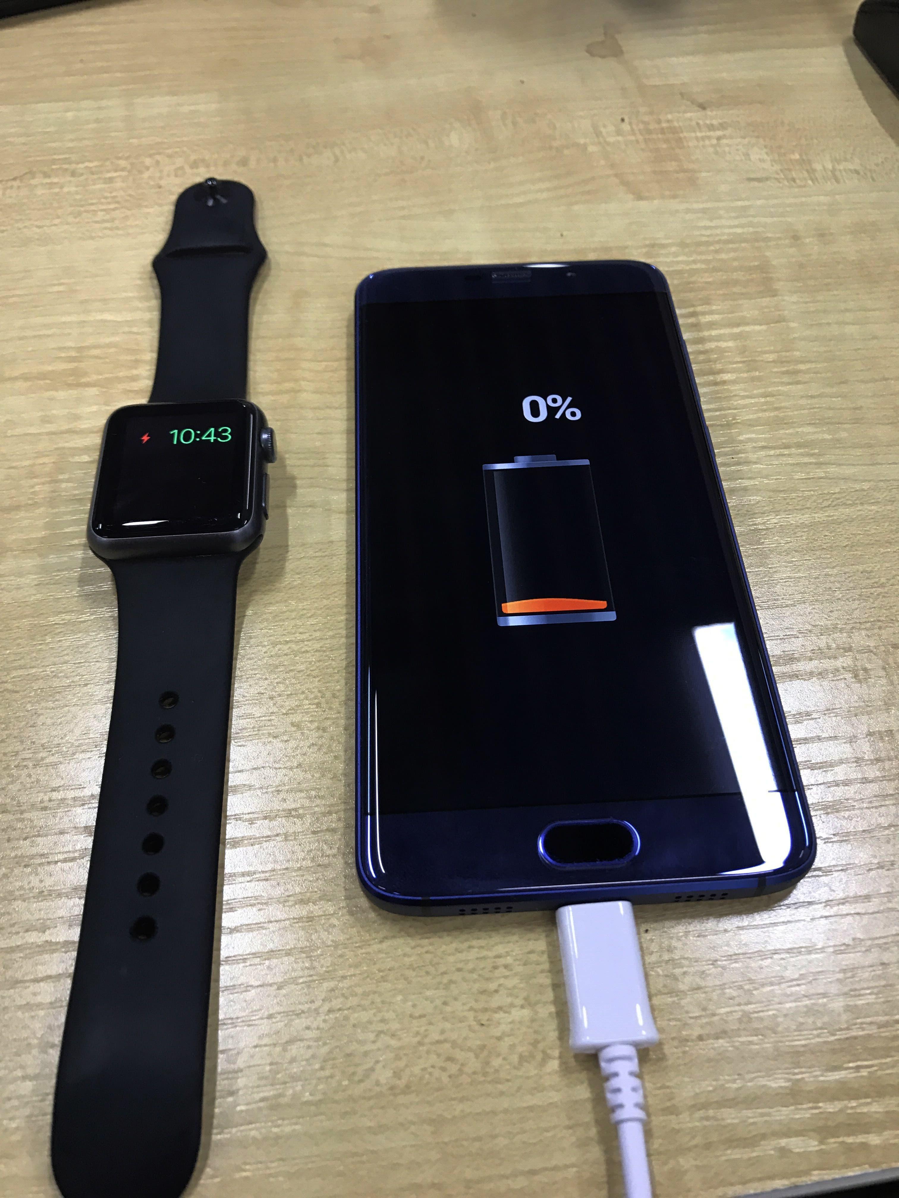 elephone s7 charging
