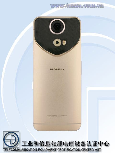 protruly d8 360 camera phone