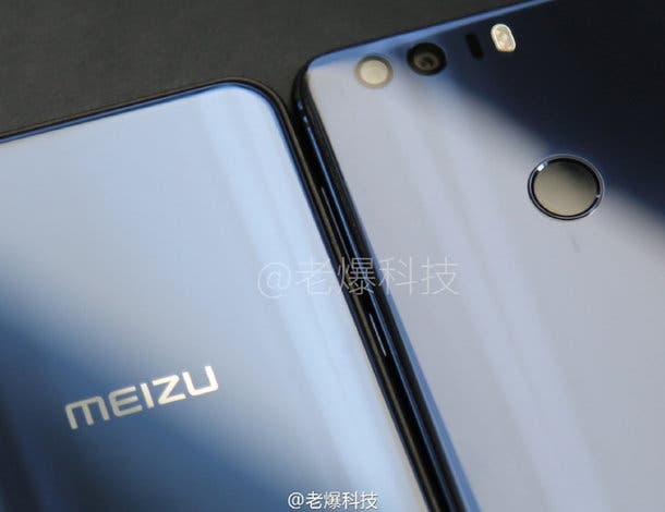meizu x spy photo