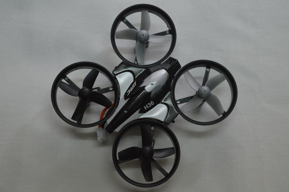 The JJRC H36 mini drone