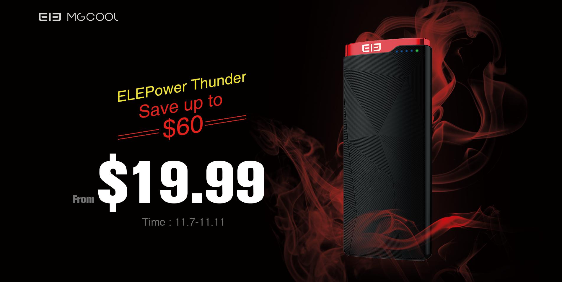 MGCOOL ELEPower Thunder