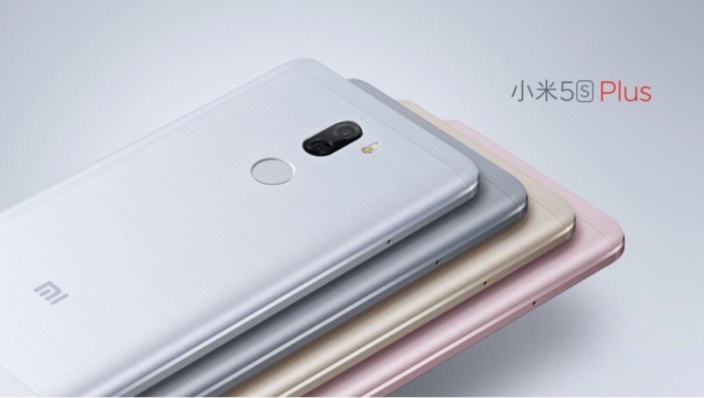The recently launched Mi5s Plus