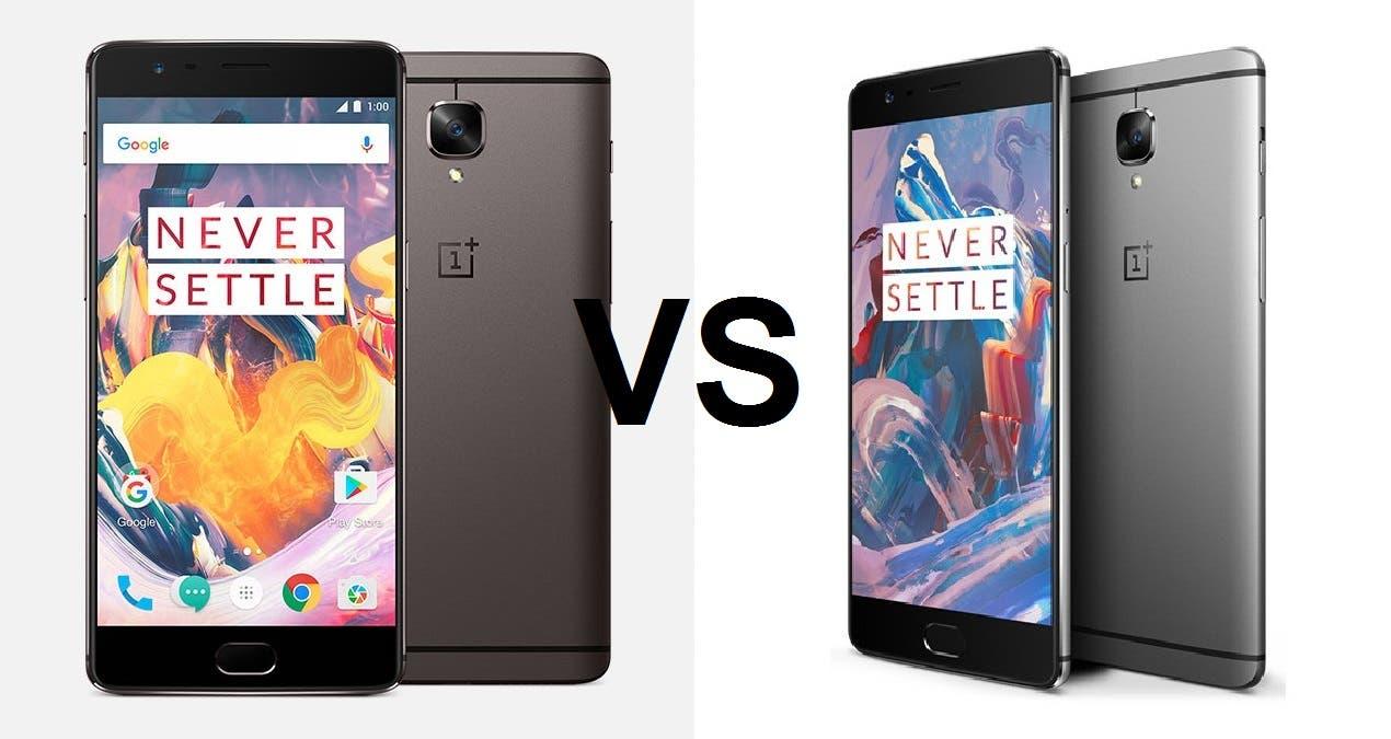 OnePlus 3T vs OnePlus 3
