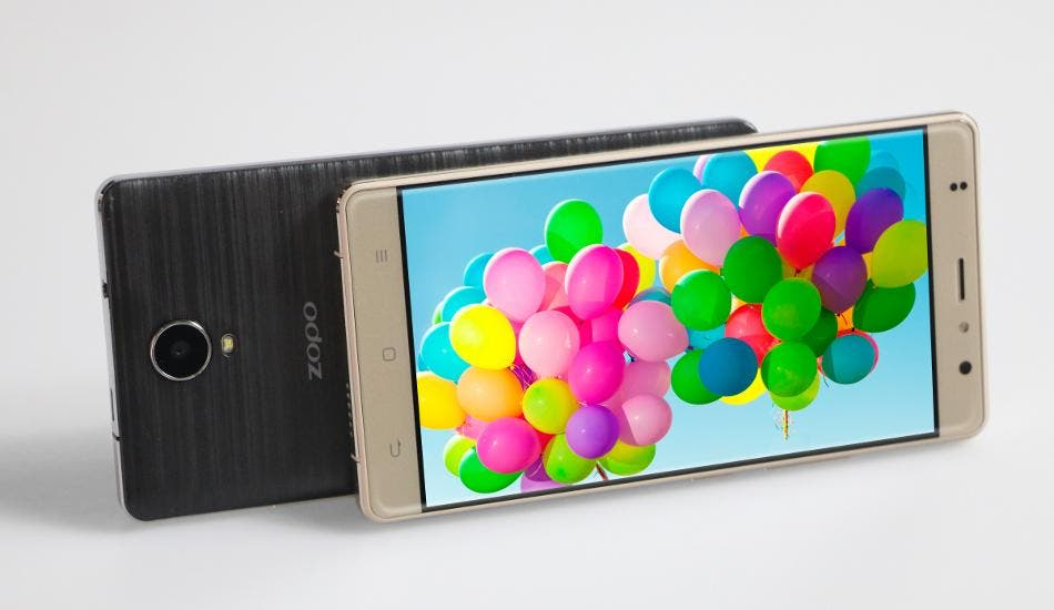 Zopo Color F2 specifications