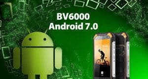 Blackview BV6000 Android 7.0 Nougat