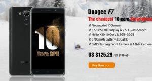 Doogee F7