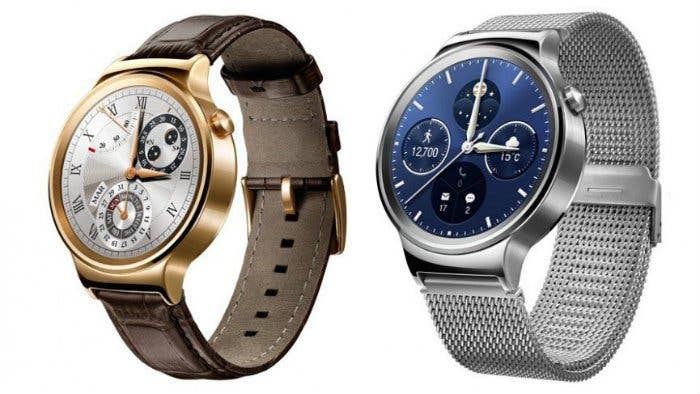 Huawei Watch Featured