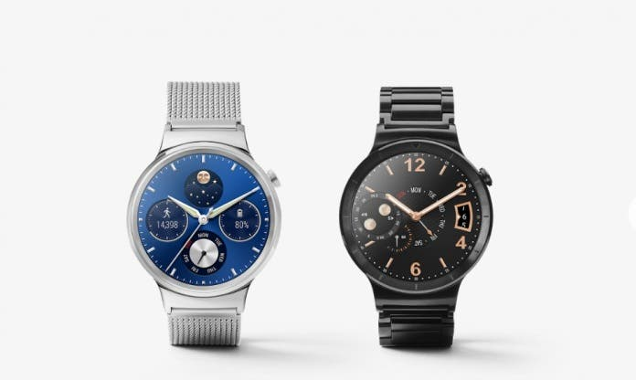 Huawei Watch First Gen