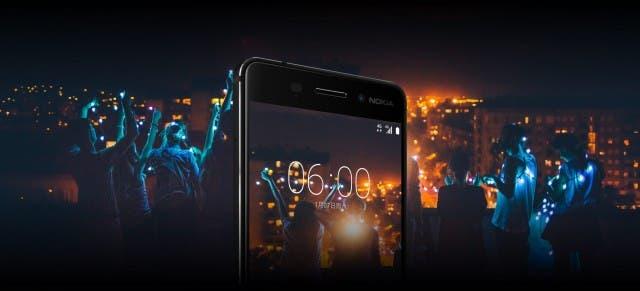 Nokia 6 goes