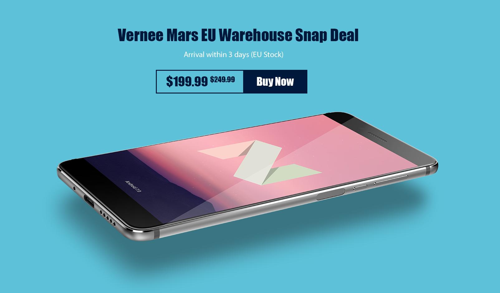 Vernee Mars Deals