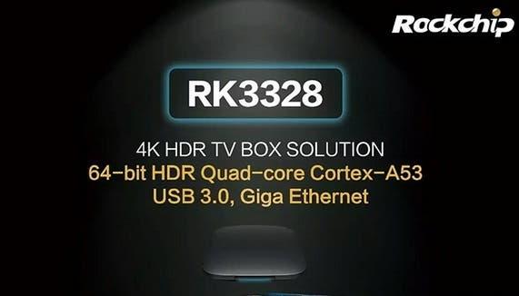 Rockchip RK3328
