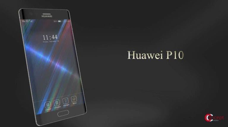 huawei p10 concept