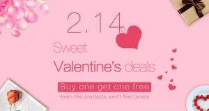 Elephone Valentine's Day