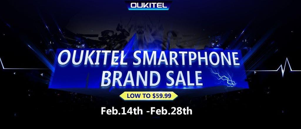 Oukitel Brand Sale